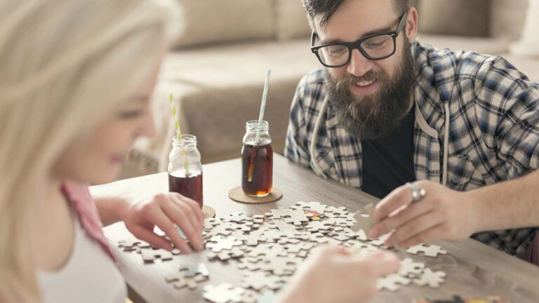 how-to-stay-busy-at-home-puzzle